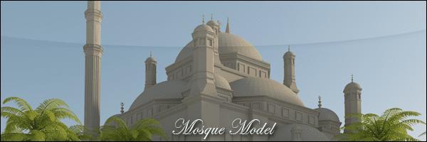 free cd4 mosque model