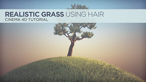 Make realistic grass – Tutorials
