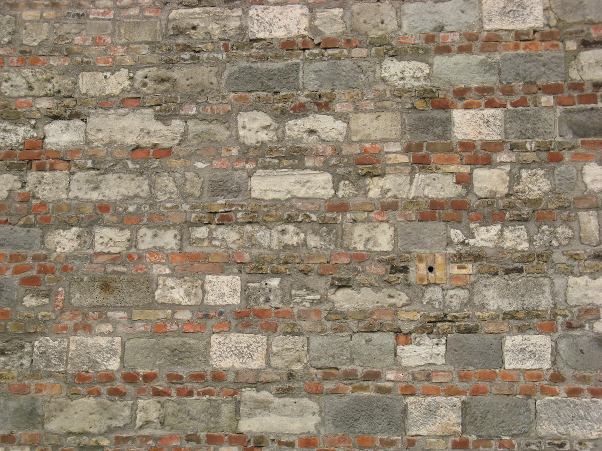 Wall brick texture 45 c4d download for Mixing brick and stone