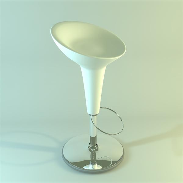 Bombo chair 3d model