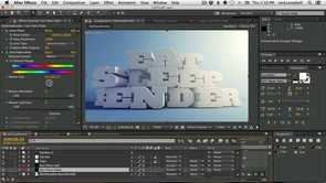Maxon and Adobe announced Cineware and Cinema 4D Lite