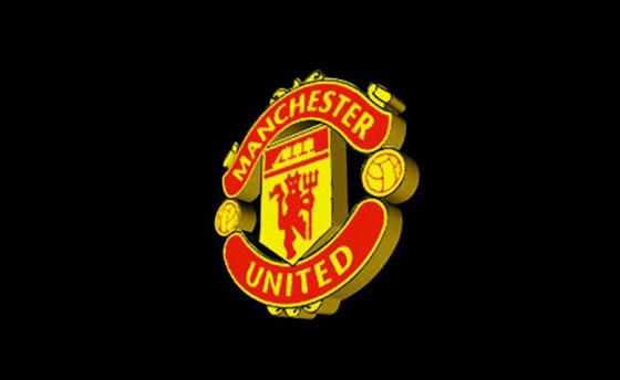 Manchester united logo 3d model c4d download manchester united logo 3d model voltagebd Gallery