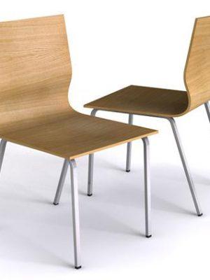 C4D free Chair 3D Model