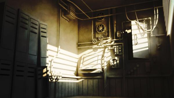 Papa Gene's Control Room