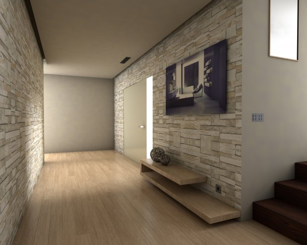 Cinema 4D Floor 3D Model