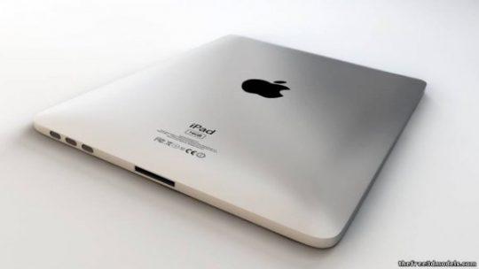 ipad 3d model 3