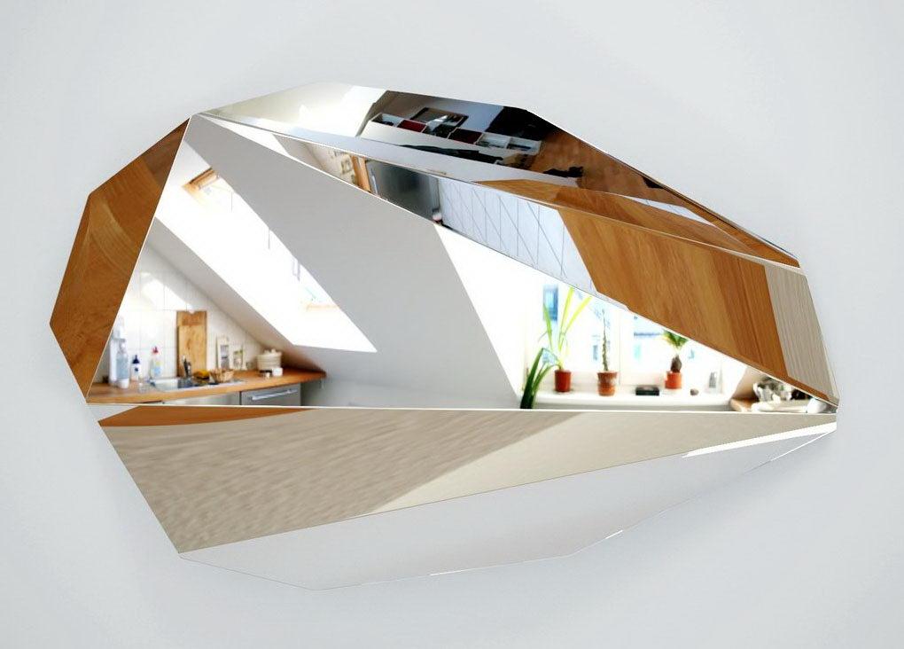 3D Decorative Wall Mirror