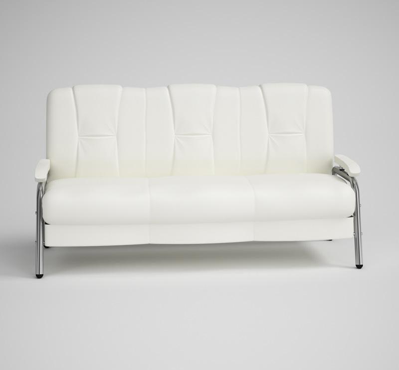 Modern Style Sofa 3D Model Cinema 4d, 3dsMax