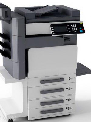 3D Copier Model