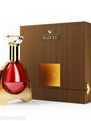 Perfume Pack 3D Model