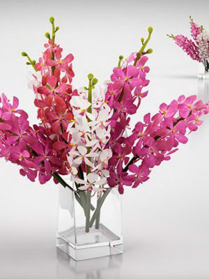 Bouquet of flowers 3D Model