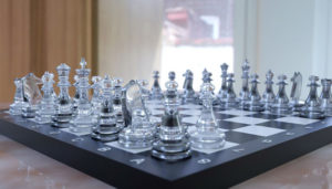 Acrylic Chest Set Free 3D Model
