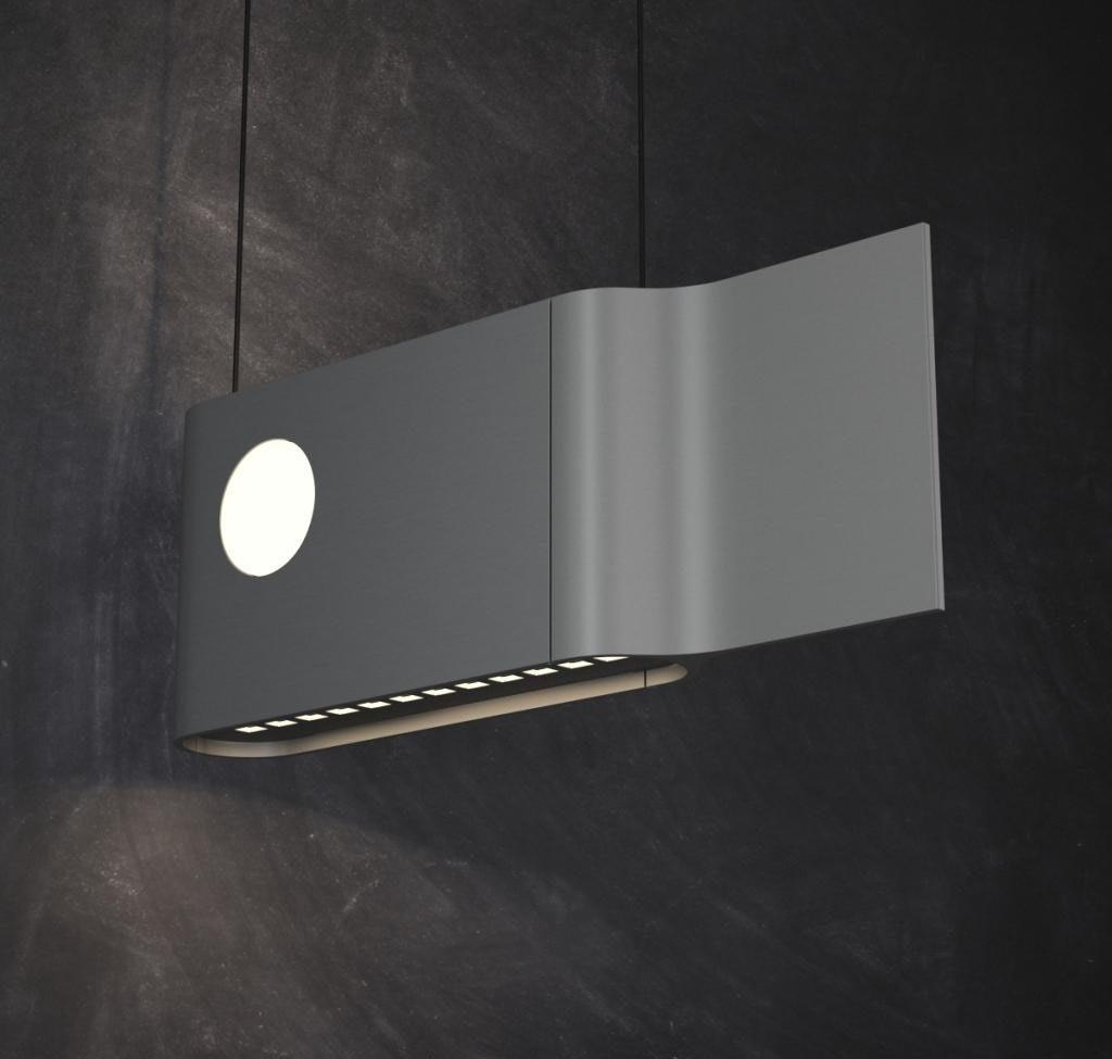 Alu Pendant Lamp 3D Model