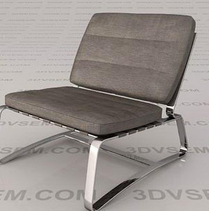 Armchair Free 3D Model