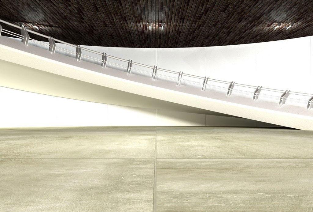 Autopark 3D Model Scene