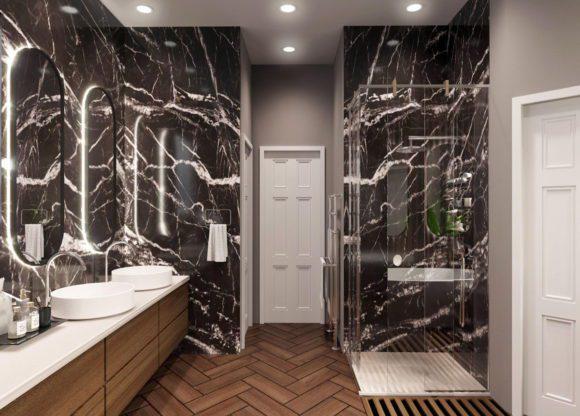 Bathroom Design 3D Model