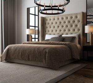 Bedroom Free 3D Scene