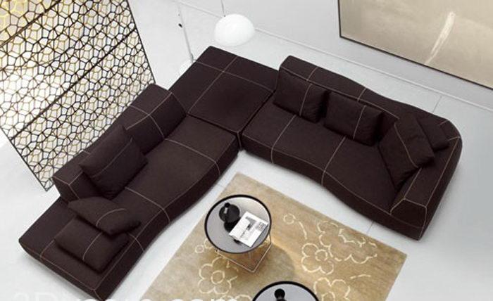 Bend Modular Sofa 3D Model