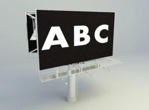 Bilboard Free 3D Model