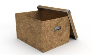 Broun Box Free 3D Model