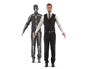 Businessman People 3D Model
