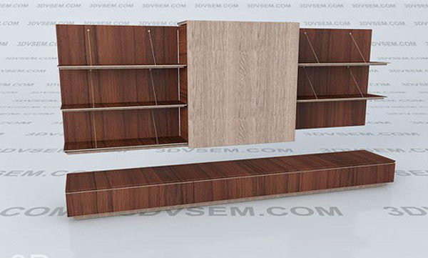 Prime Cabinet With Curbstones 3D Model Free C4D Models Download Free Architecture Designs Scobabritishbridgeorg