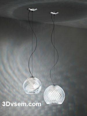Ceiling Light 3D Model