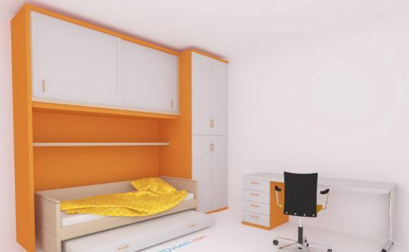 Display Shelves 3d Model Free Download