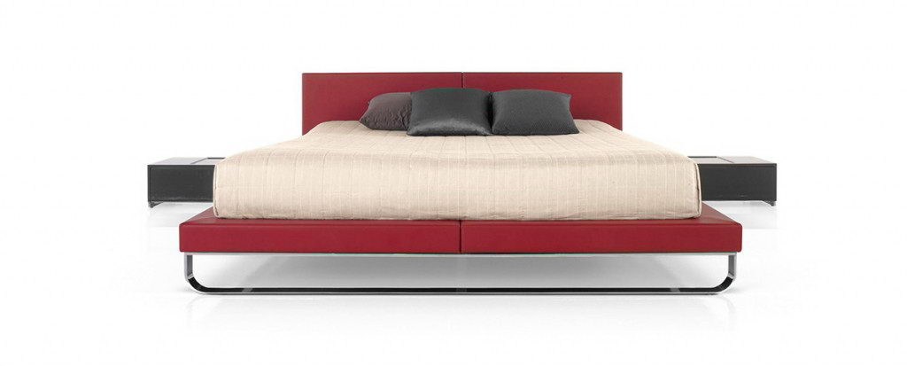 Cinema 4D Bed Model Cassina