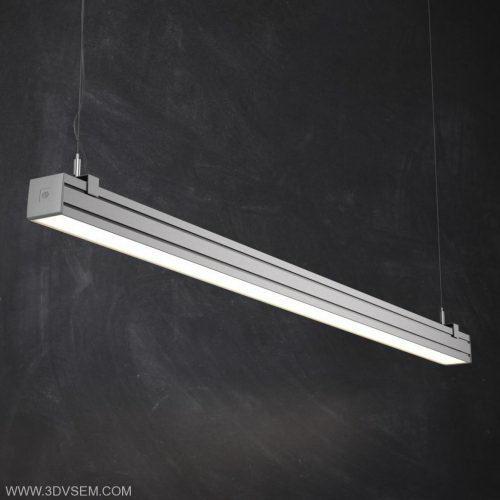 Cinema 4D Ceiling Lamp 3D Model - Free C4D Models