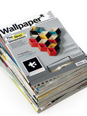 Cinema 4d Magazines 3D Model