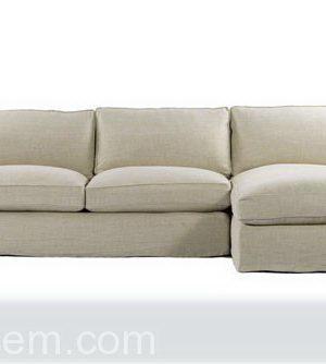 Classic Model Corner Sofa 3D Model