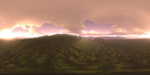 Cloudy Hdri Sky