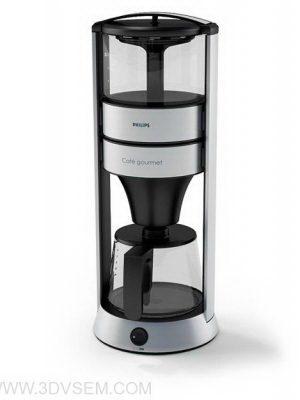 Coffee Grinder Free 3D Model