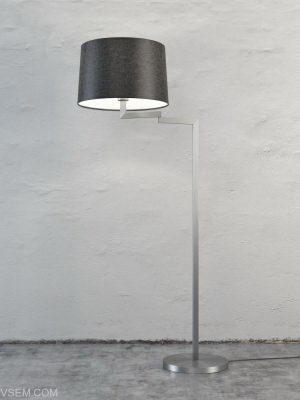 Comfort Floor Lamp 3D Model