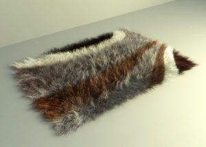 Decorative Carpet Free 3D Model