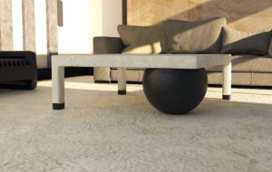 Decorative Coffee Table 3D Model