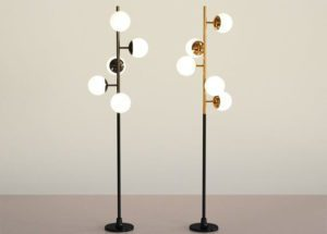 Decorative Floor Lamp 3D Model