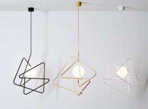 Decorative Pendant Lamp Free 3D Model