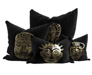 Decorative Pillow Set 3D Model