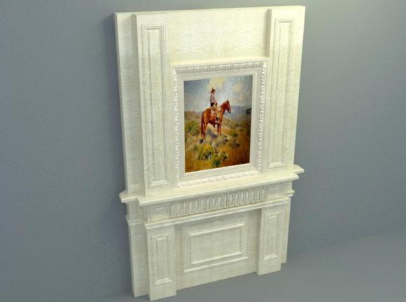 Decorative Stone 3D Wall Panel