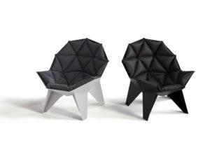 Design Lounge Chair 3D Model