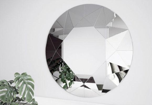 3d Decorative Wall Mirror Free C4d Models