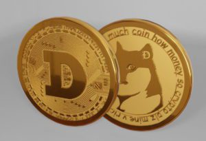 Doge Coin Free 3D Model