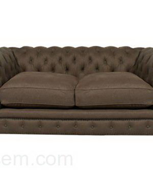 Double Sofa 3D Model