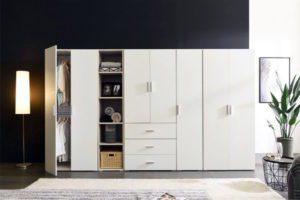 Drawer Wardrobe Closet 3D Model