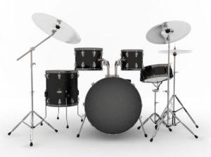 Drums Free 3D Model