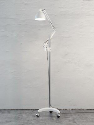 Dynamic Floor Lamp 3D Model