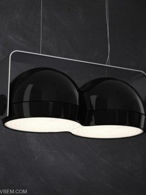Eclipse Microprismatic Lamp 3D Model