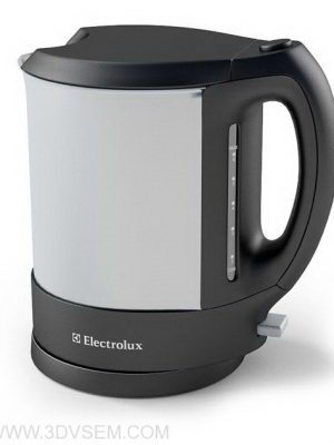 Electolux Electric Kettle 3D Model